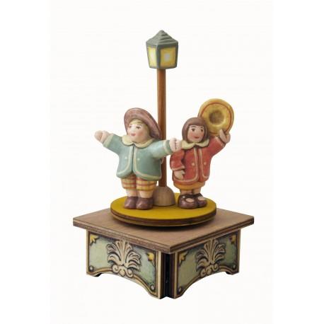 carillon da collezione legno bambini