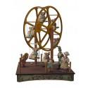GRAN RUOTA PANORAMICA carillon in legno