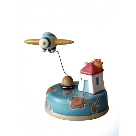 carillon da collezione CASA E AEREO