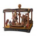 TENDONE GRAN GIOSTRA carillon in legno