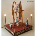 GRAN RUOTA PANORAMICA, carillon luminoso