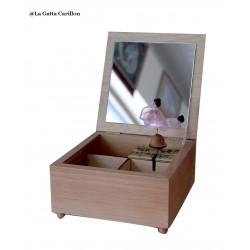 carillon portagioie personalizzato con ballerina