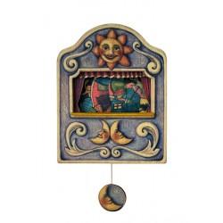 carillon da muro per bambini o neonati. favola MERY POPPINS. Regalo nascita o battesimo.