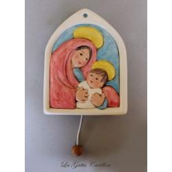 carillon bimba e bimbo, regalo per battesimo e nascita. MATERNITA'