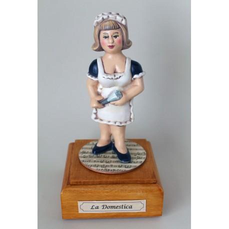 carillon caricatura da collezione DOMESTICA, idea regalo collezione studio, hobbisti, laurea