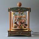 TENDONE GIOSTRA CIRCUS carillon luminoso