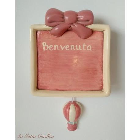 carillon ballerina per bambina e bimba, per neonati regalo battesimo nascita. made in italy artigianale