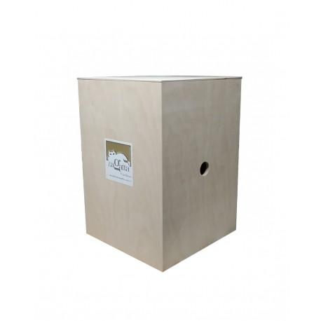 confezione regalo, porta oggetti, scatola legno faggio