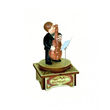 carillon musicista di basso, carillon da collezione