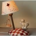 Carillon lampada