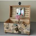 Cofanetti Portagioie Scatole carillon Decoupage