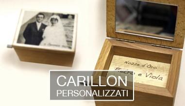 Carillon personalizzati